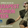 Ápr.28-29-30. Itt a tavasz: Budapest Fashion Week