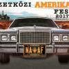 NYERJ BÉRLETET: Aug.10-13. Nemzetközi Amerikai Autós Fesztivál a Monostori Erődben