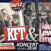 NYERJ BELÉPŐT: Aug.12. Kft & New Level Empire a Liget club teraszán