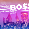 Aug.18. Antropos.hu pres. BOSS - The G-House Night by Klokk