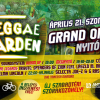 Reggae Garden: Új szabadtéri szórakozóhely nyílik szombaton!
