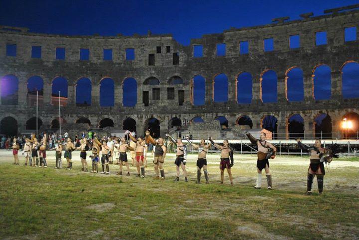 Fotó: facebook.com/CollegiumGladiatorium