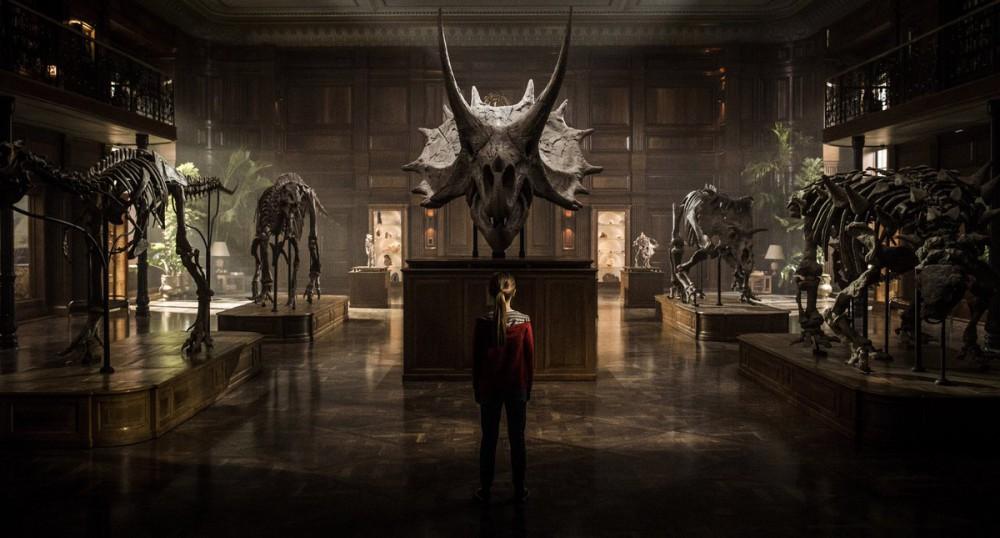 Az első kép a Jurassic World 2-ből / Fotó: twitter.com/FilmBayona
