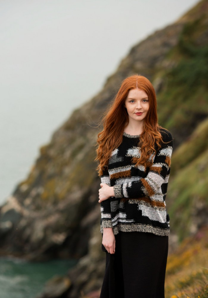 Brian Dowling: Redhead Beauty