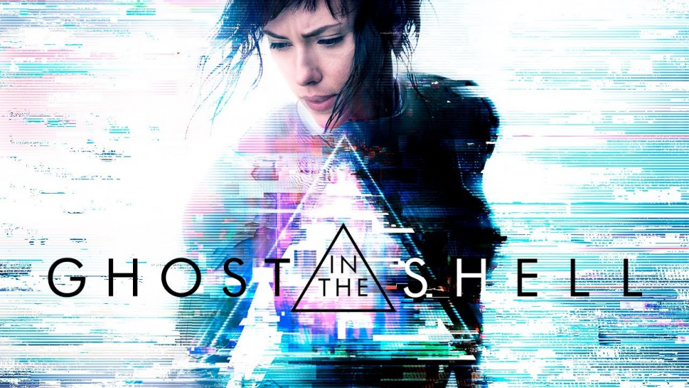 ghost in the shell / Scarlett Johansson