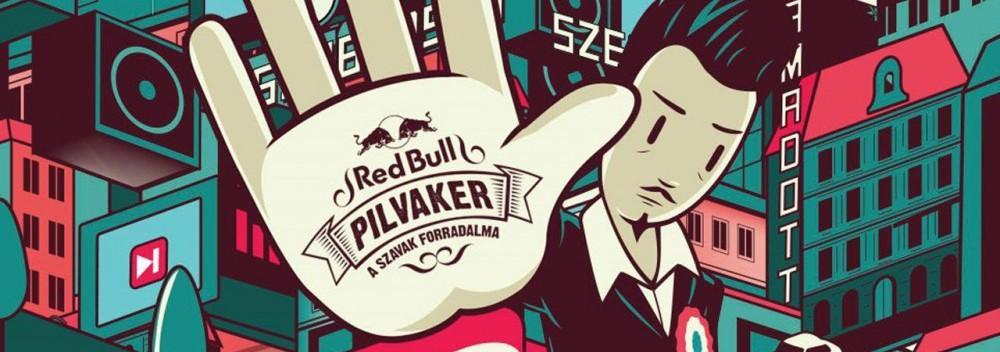 Red Bull Pilvaker petőfi sándor