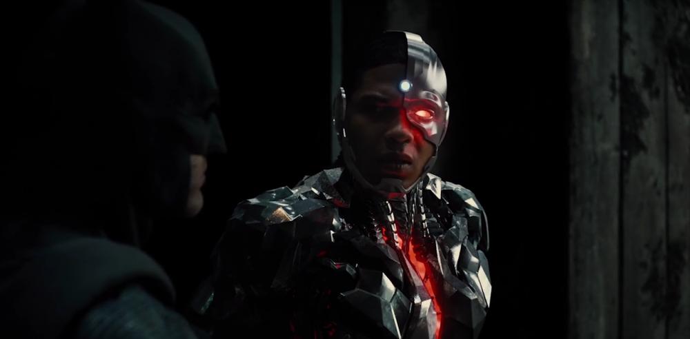 Cyborg / Batman / DC