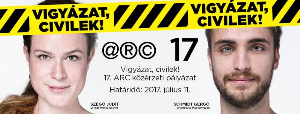 17.ARC pályázat