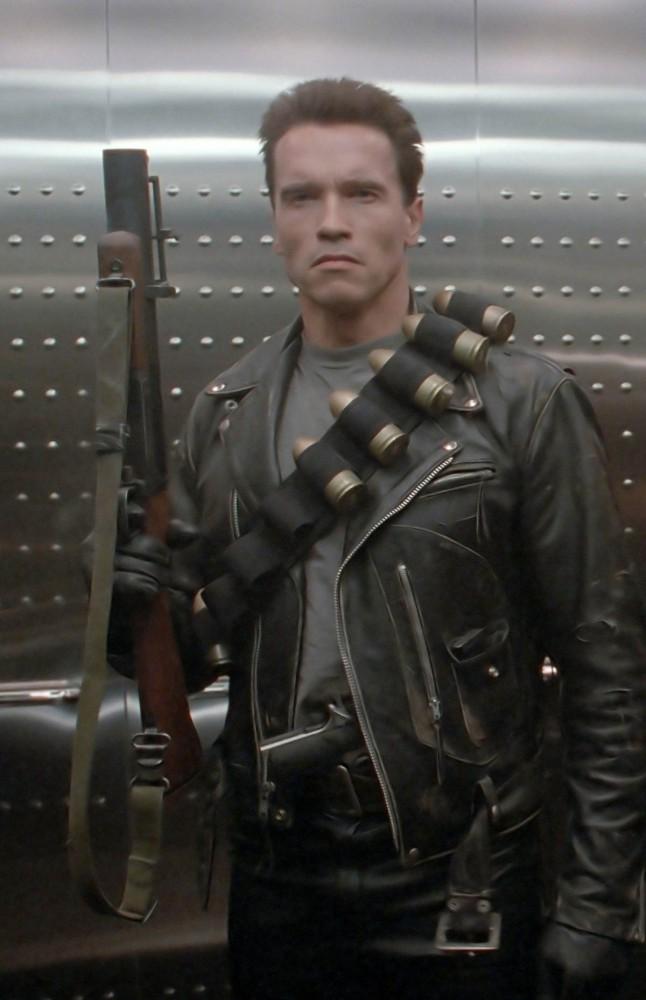 Terminator 2 / 3D (2017)