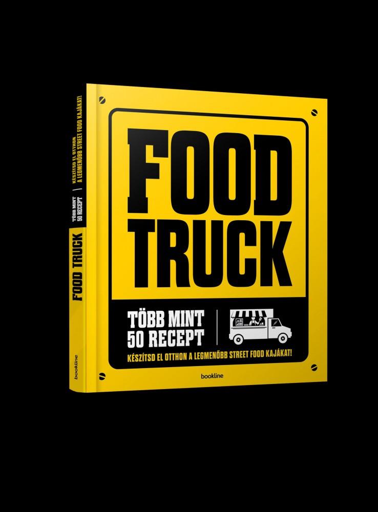 Food Truck receptkönyv