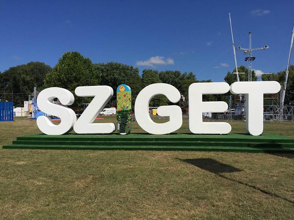 SZIGET2017 nyitás előtt // Fotó: www.antropos.hu