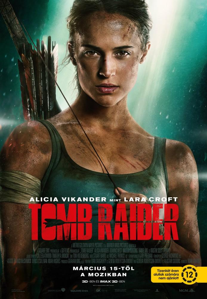 Tomb Raider / Lara Croft / Alicia Vikander
